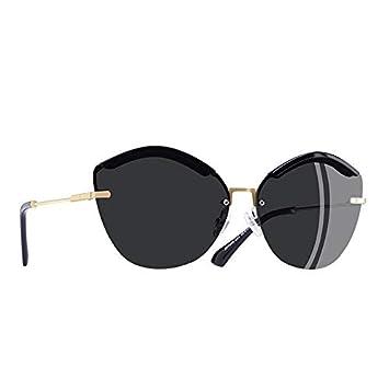WDXDP Gafas De Sol Moda Mujer Ojo De Gato Gafas De Sol De ...