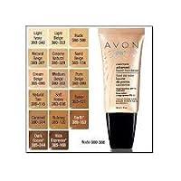 Avon Magix Cashmere Advanced Liquid Foundation (Natural Tan)