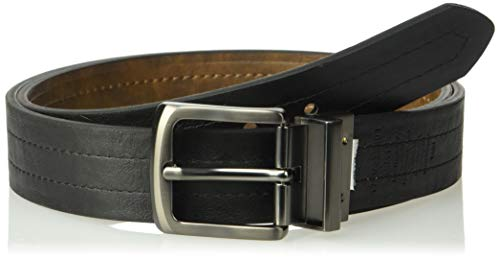 Large Product Image of Levi's Men's Leather Reversible Belt (With Big & Tall Sizes)