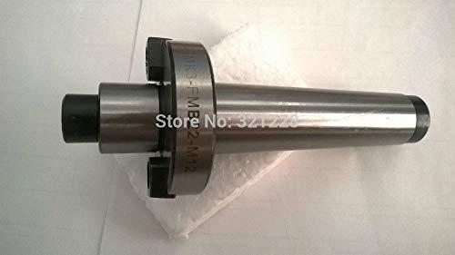 (1 piece 1pc MT3-FMB22 Shell end mill arbor Morse taper 3# 22mm Face mill holder Morse taper 3# 22mm M12 drawbar )