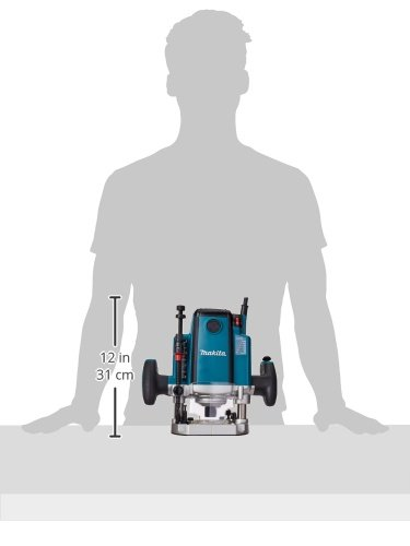 Makita RP2301FC 3-1/4 HP Plunge Router (Variable Speed) by Makita (Image #8)