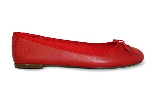 Bailarina de mujer - Maria Jaen modelo 171N Rojo
