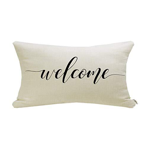 Meekio Farmhouse Pillow Covers