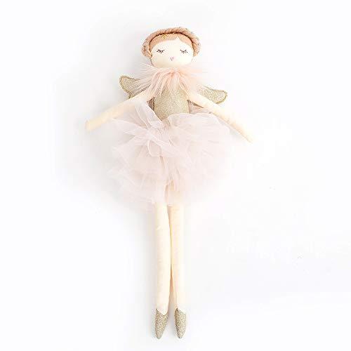 - Monami Pink Angel Designer Plush Doll, 15