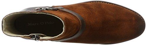 Schlupfstiefel Marc 70814226001311 Damen Bootie Heel O'Polo Flat FFpAvq