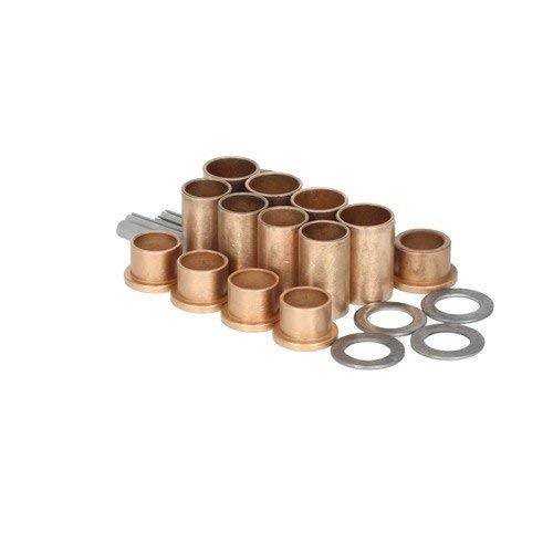 All States Ag Parts Deluxe Seat Bushing Kit Oliver 770 77 66 Super 77 660 Super 88 Super 66 880 88 950 990 S1380 by All States Ag Parts