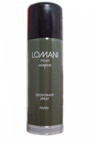 - Lomani Pour Homme Deodorant For Men 200 ML