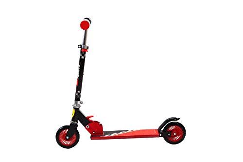 Ferrari 2 Wheels Scooter, Black