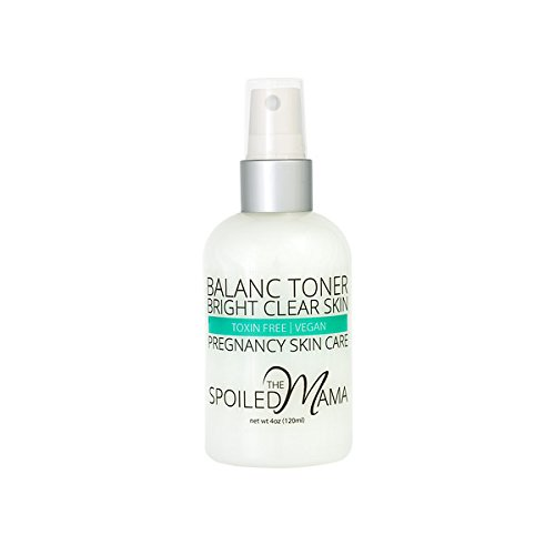The Spoiled Mama BalanC pH Toner | Clear Pregnancy Acne