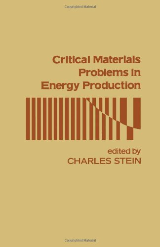 Critical Materials Problems in Energy Production