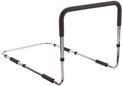 Rail Standard Accessory - Essential Medical Supply Height Adjustable Hand Bed Rail