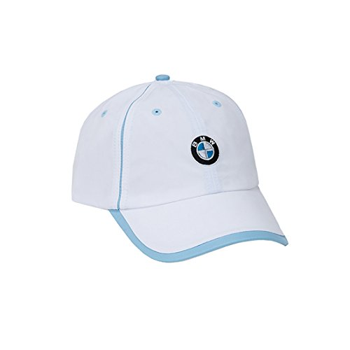 BMW Ladies' Microfiber Cap White/Blue