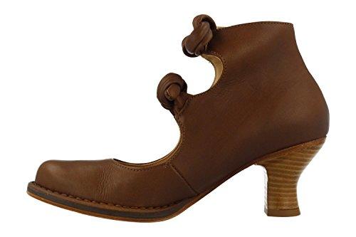 Neosens Damen S608 Suave Cuero/Rococo Kurzschaft Stiefel, Braun (Cuero), 40 EU