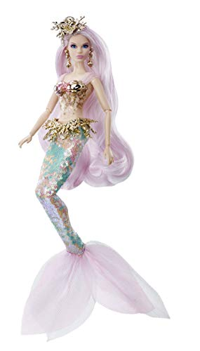 (Barbie Mermaid Enchantress Doll )