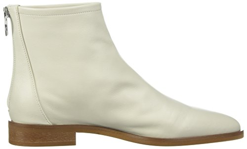 Women's Ankle Via Edie Spiga Leather Bone Boot Ft11Hqx