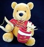 Disney Cupid Winnie the Pooh Be My Valentine Plush 12