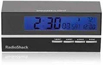 Atomic Alarm Clock (Radio Shack #63-246)