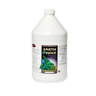 Earth Juice Microblast Plant Supplement Size: 1 Gallon