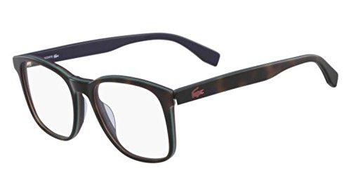 - Eyeglasses LACOSTE L 2812 214 HAVANA
