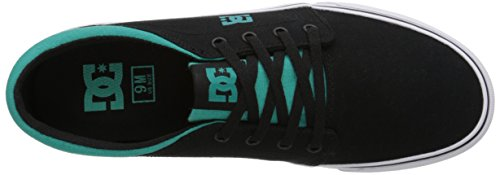 Trase Men's Skate Shoe Unisex Black DC Green TX dwI5fxIq