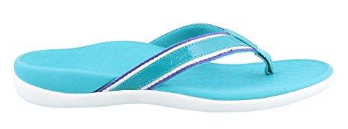 Vionic Womens Rest Islander Sport Synthetic Sandals Azul