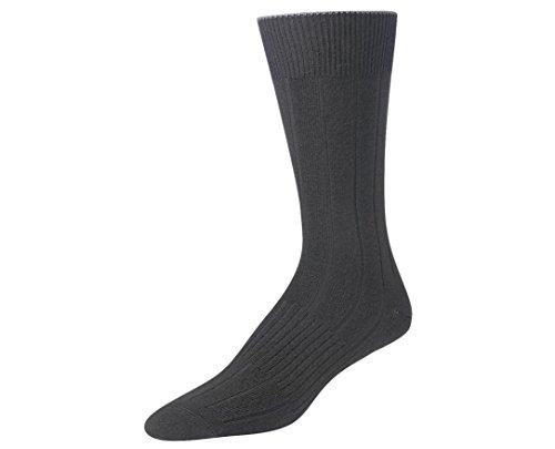 Smartwool Men's Lifestyle City Slicker Socks (Black) Large