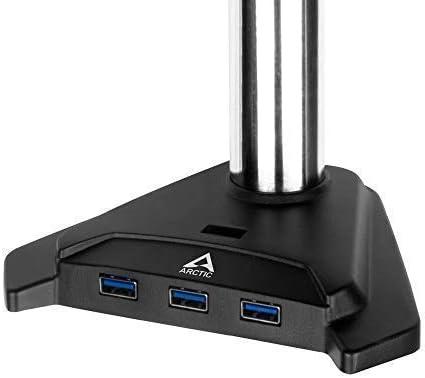 ARCTIC Z1 Pro (Gen 3) - Bras d'écran pour moniteurs et téléviseurs ultra-larges jusqu'à 34