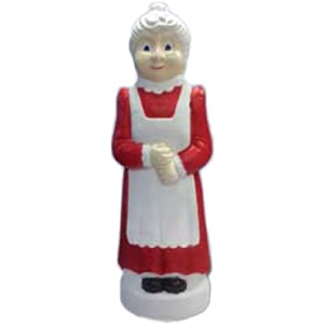 United Solutions 74180 Mrs Claus Illuminated With Cord And Light Included 40 High