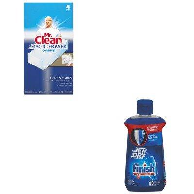kitpag82027rac75713-value-kit-finish-jet-dry-rinse-agent-rac75713-and-mr-clean-magic-eraser-foam-pad
