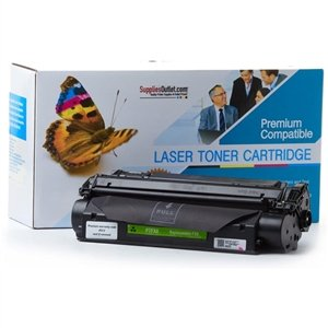 SuppliesOutlet Canon FX-8 (S35) Compatible Toner Cartridge - Black - [1 Pack] For FaxPhone L170, L400