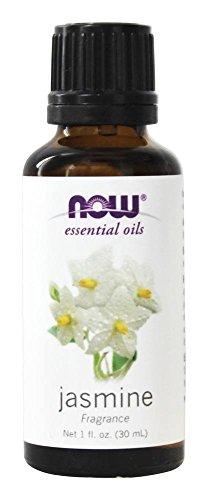 NOW Foods Oil Jasmine - 1 oz.