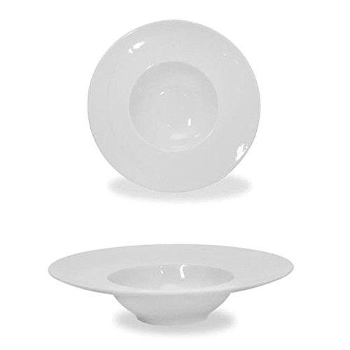 Piatto K-BOWL in Porcellana bianca serie NAPOLI Saturnia (15cm)