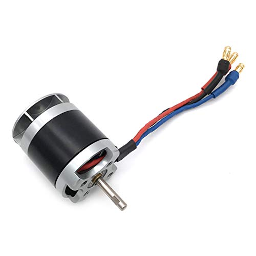 (Aiyouxi New Brushless Motor for Feilun FT012 RC Boat Racing Spare Parts Accessories)
