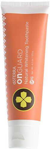 dTERRA On Guard Natural Whitening Toothpaste 4.2oz (2 Pack)