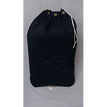 5 HEAVY DUTY 30x40 CANVAS LAUNDRY BAGS with 6 BRASS GROMMETS and HANDLE