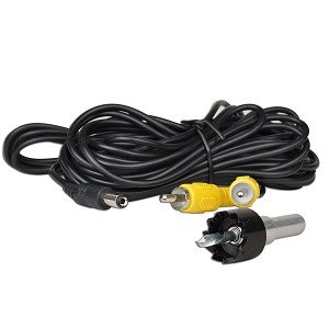 "1/4"" OmniVision CMOS 420 TV Line Color CCTV Rearview Camera - Back-up Your Vehicle Safely!"