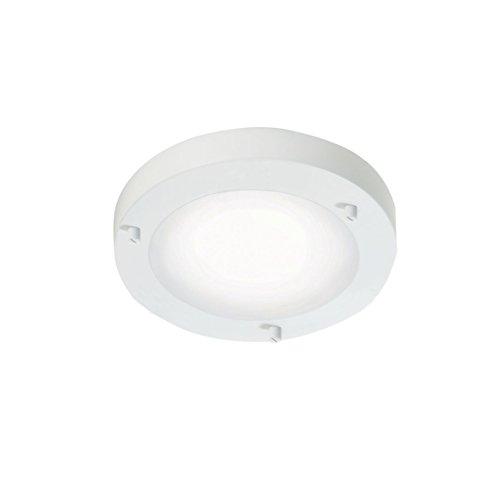 Nordlux Ancona 18cm flush LED ceiling or wall fitting (25216101, white, ()