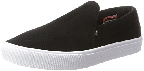 Globe Black-White Castro Lyte Slip on Shoe i4GqxGH