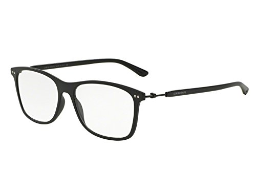 Giorgio Armani - FRAMES OF LIFE AR 7059, Wayfarer, propionate, men, MATTE BLACK(5042), - Optical Armani Giorgio Glasses