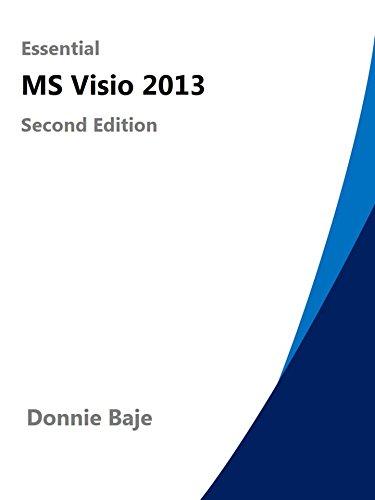 Essential MS Visio 2013 (Essential MS Office Book 1) por Donnie Baje