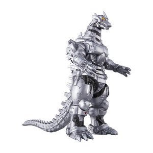 Godzilla Movie monster series Mechanic Godzilla 2004 from BANDAI