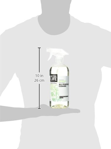 Better Life Natural All Purpose Cleaner Safe Around Kids Pets