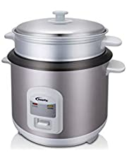 POWERPAC Rice Cooker with Steamer