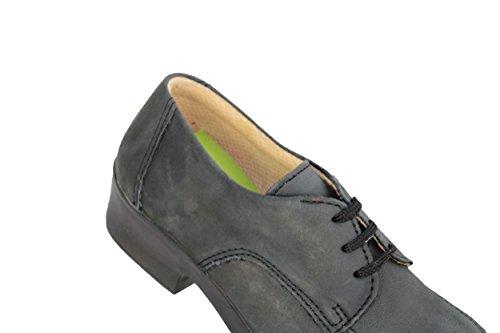 jallatte Amanda biotane P1?Business Zapatos de trabajo Guantes plano negro, Negro - negro, 40 EU