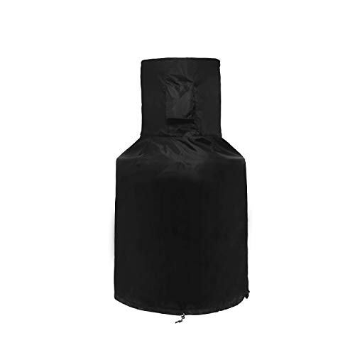 SIRUITON Chiminea Cover Outdoor