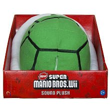 Super Mario Bros. Wii Sound Plush Green Koopa Shell by Global ()