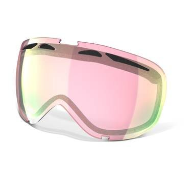 Oakley Elevate Replacement Lens, Vr50 Pink - Oakley Pink Womens Sunglasses