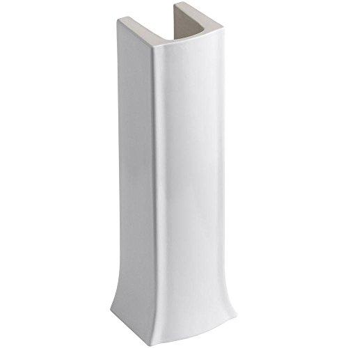 Kohler K-2357-0 Archer Pedestal Only, White