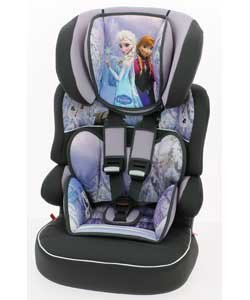 Disney Frozen Group 1 2 3 High Back Booster Seat