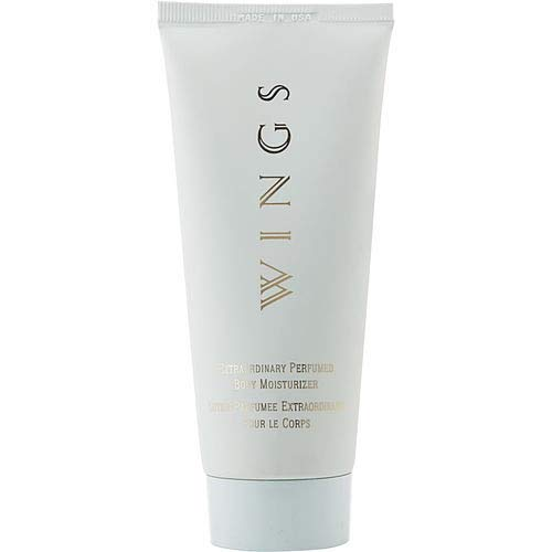 WINGS by Giorgio Beverly Hills BODY LOTION 3.4 OZ for WOMEN